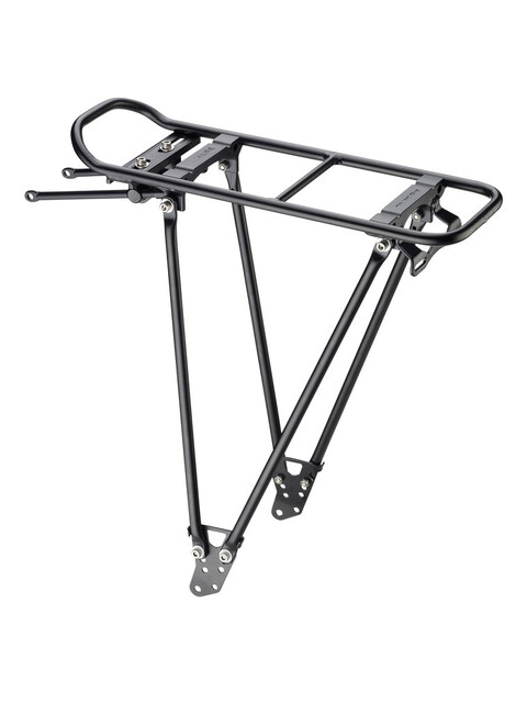 "Racktime Foldit Adjustable tavarateline 26-28"" , musta"